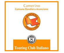 Camerino_comune bandiera arancione_220x180